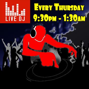 Woody's Thursday Live DJ