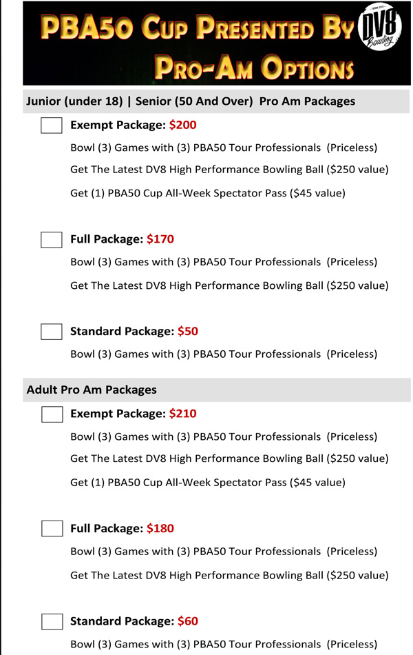 PBA50 Cup Pro-Am Form1