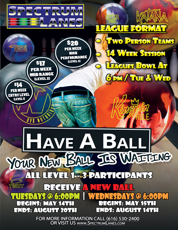 Wed-Thur Have A Ball Summer League